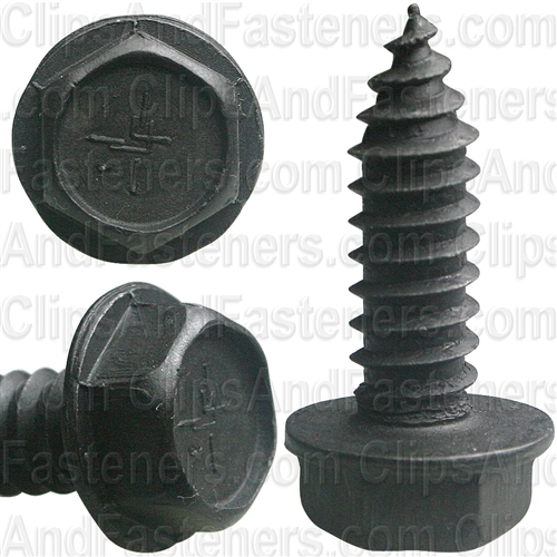 5 16 Quot 12 X 1 Quot Hex Washer Head Tapping Screw