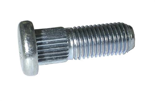 M10 1 25 X 30 Wheel Studs Round Head