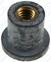Rubber Nut Insert 5 16 18 Thread