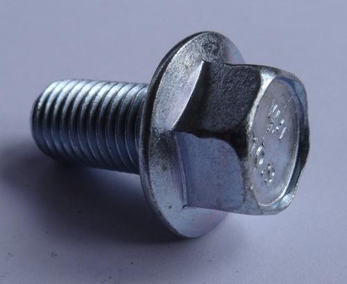 Small Head Class 10.9 Zinc M8-1.25 x 14mm  JIS Hex Head Flange Bolt 15